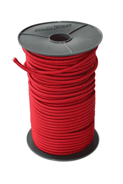 Expanderseil 8mm Rot ab 1 Meter | Expanderseile | Gummi Seile | Planen Seile |