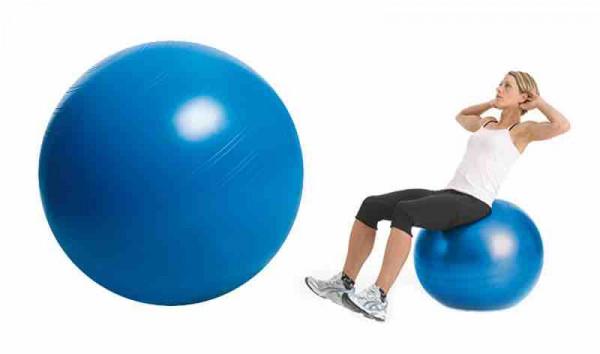 Deuser Blue Ball Ø 56 - 65cm - Groot