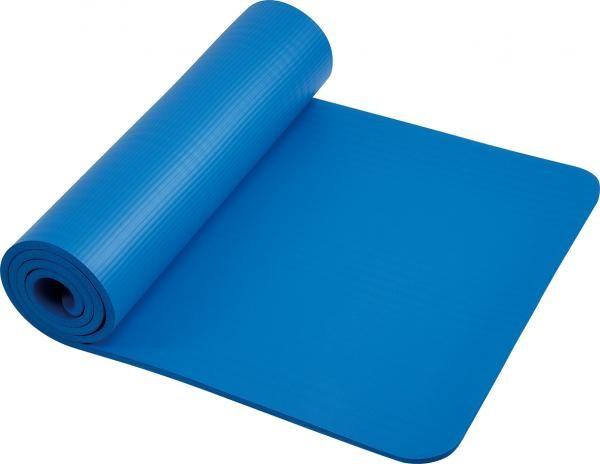 Fitnessmat | blauw | 182 x 61cm | schuim |